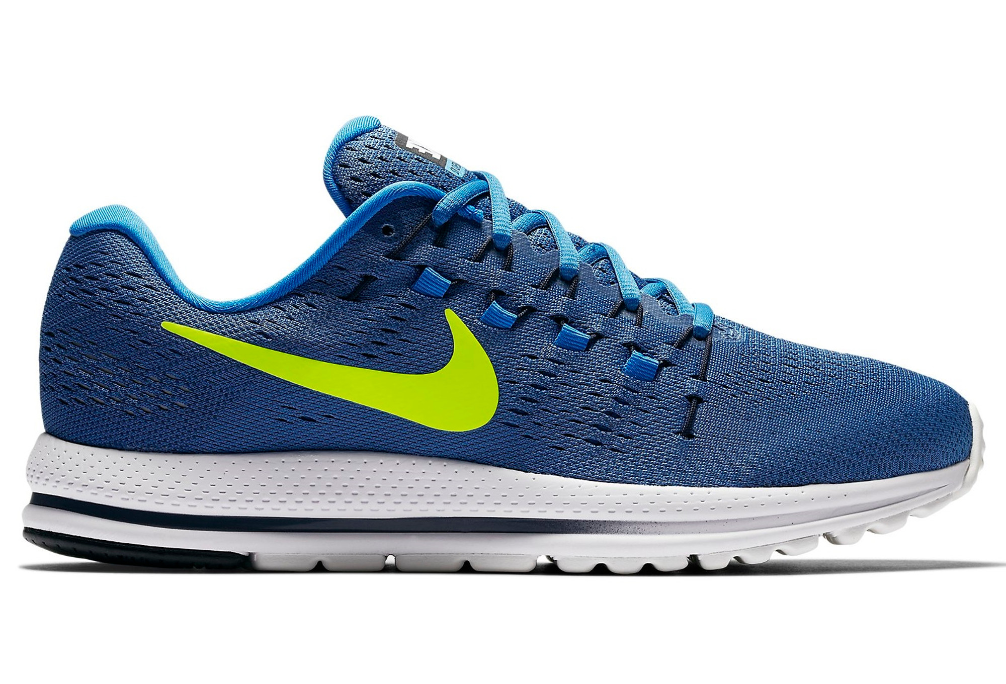 huge discount 05adc df4e4 Chaussures de Running Nike Air Zoom Vomero 12 Bleu