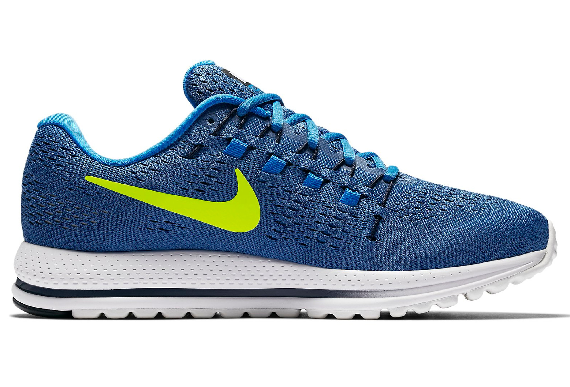 separation shoes 9d4b7 a2230 ... amazon nike air zoom vomero 12 blue yellow men 9087a ada86