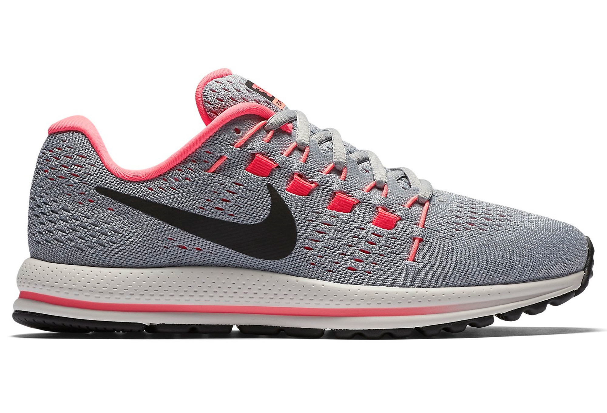 679f6637ff6 Nike Air Zoom Vomero 12 Women Grey Pink