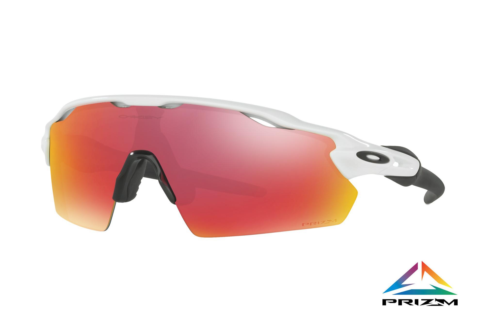 c4a76fab64 OAKLEY Sunglasses EV Pitch Polished White Black / Prizm Cricket Ref ...