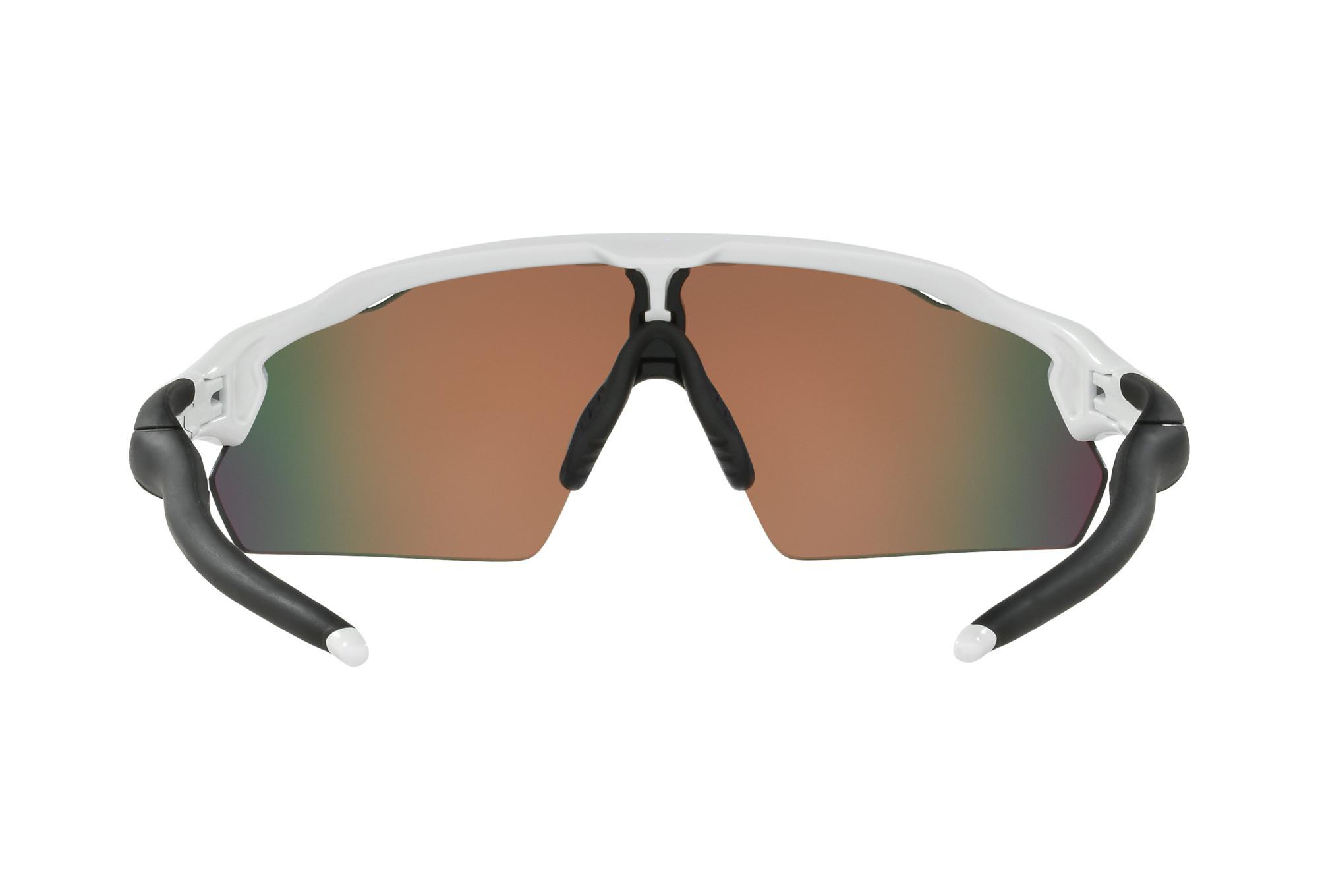 91faaa4f4e OAKLEY Sunglasses EV Pitch Polished White Black   Prizm Cricket Ref   OO9211-11