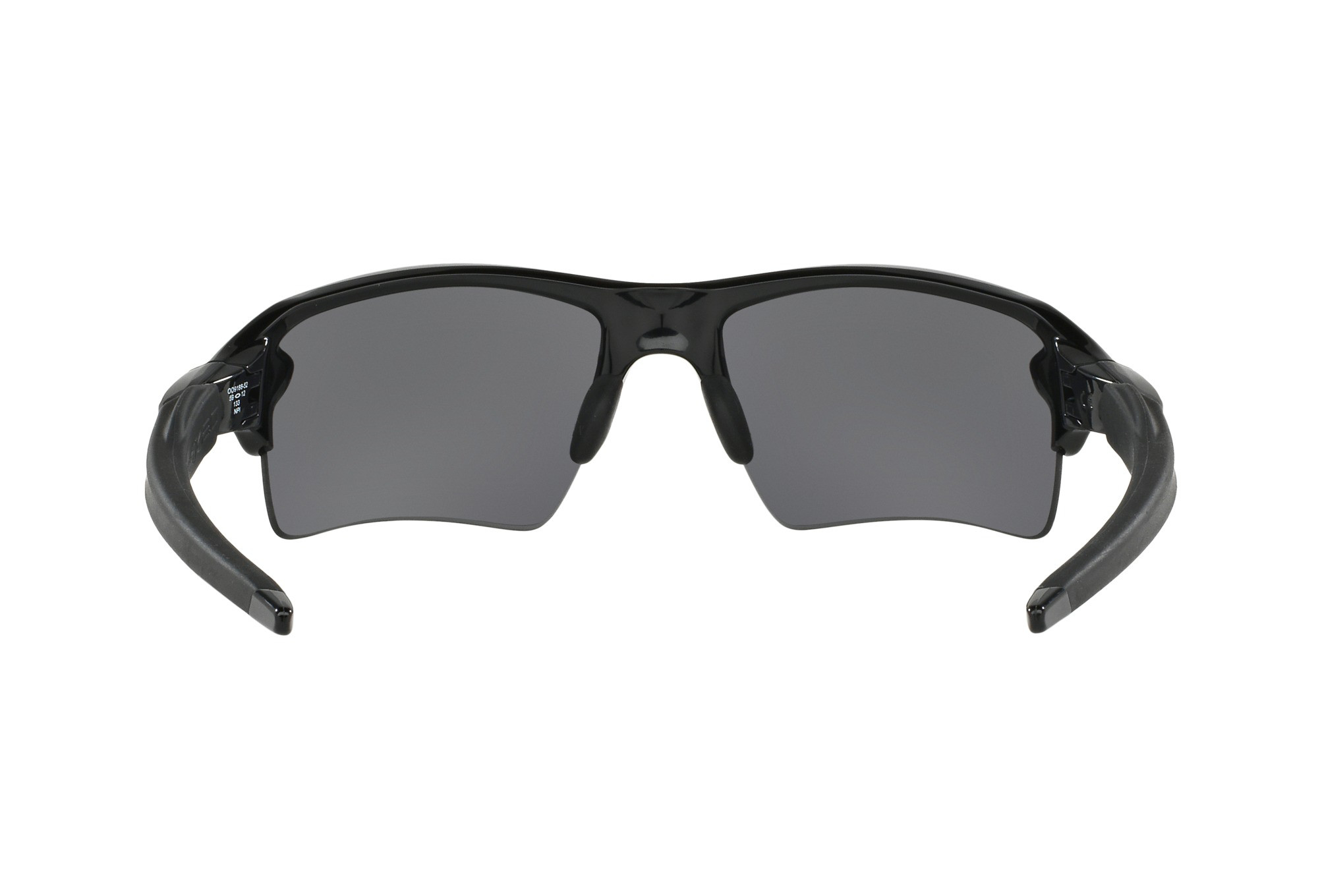 c3ccb2e049 OAKLEY Lunettes FLAK 2.0 XL Polished Black   Black Iridium Ref OO9188-52