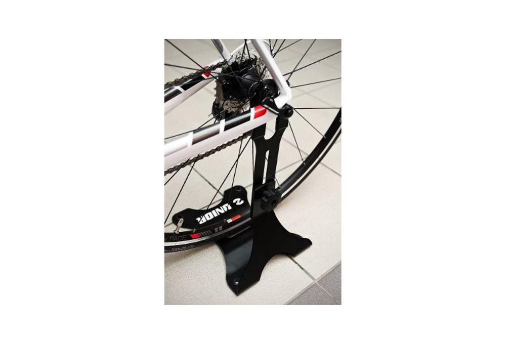 Pied support range vélo universel BIKE HAND rigide