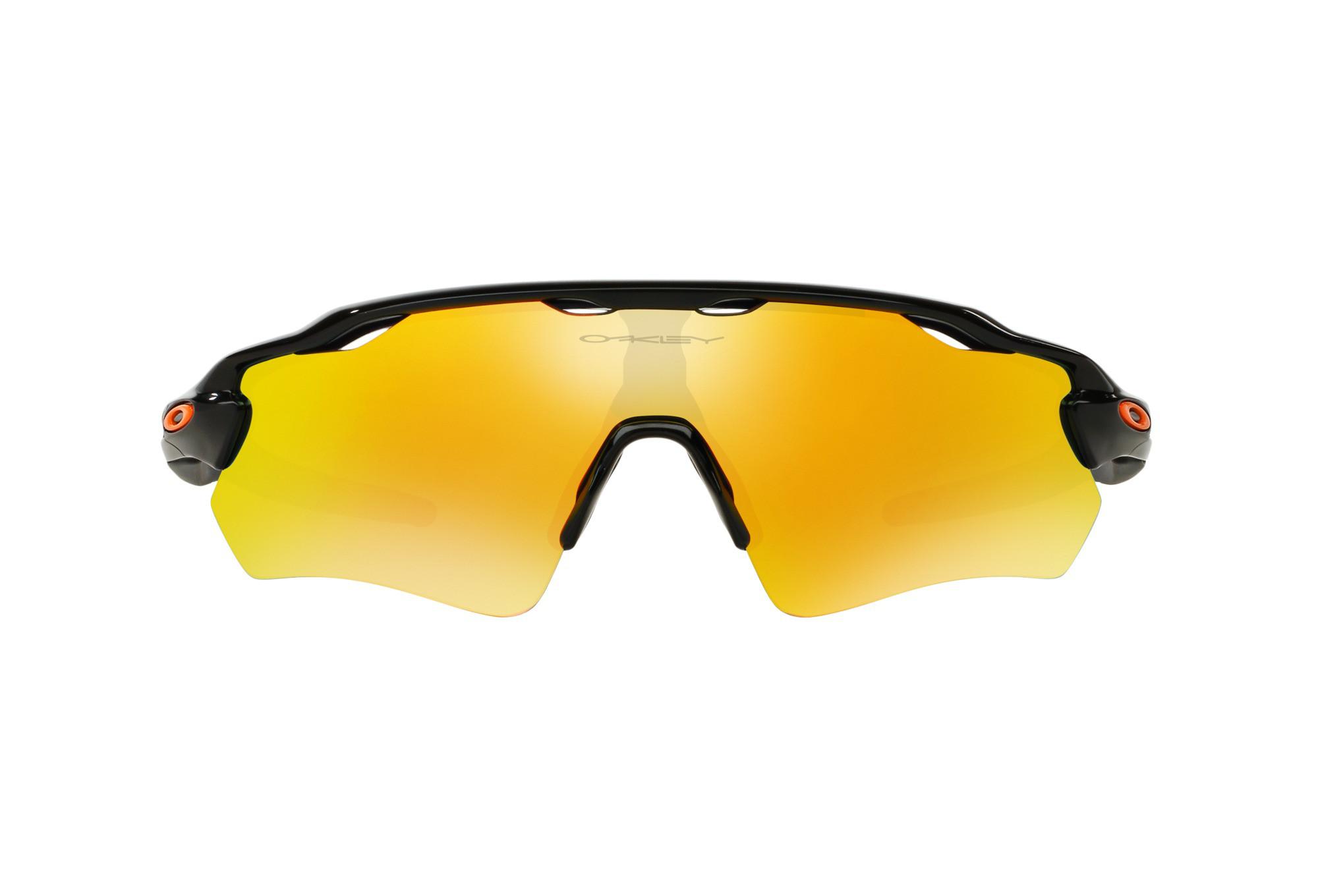 4dceb587140 OAKLEY Sunglasses RADAR EV Path Polished Black   Fire Iridium Ref  OO9208-19