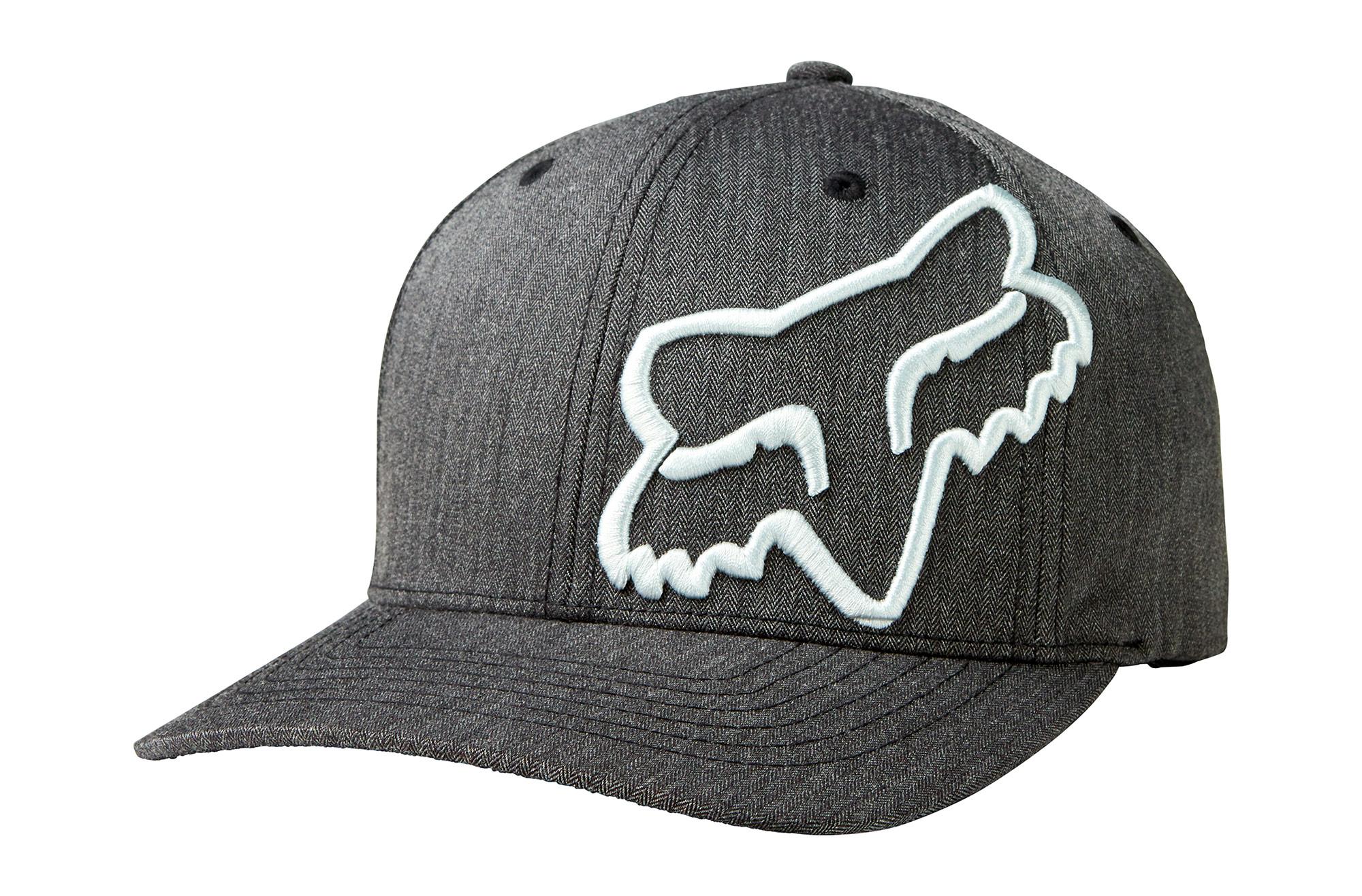 Fox Forty Fiver Flexfit Hat Black  0209b0905bc