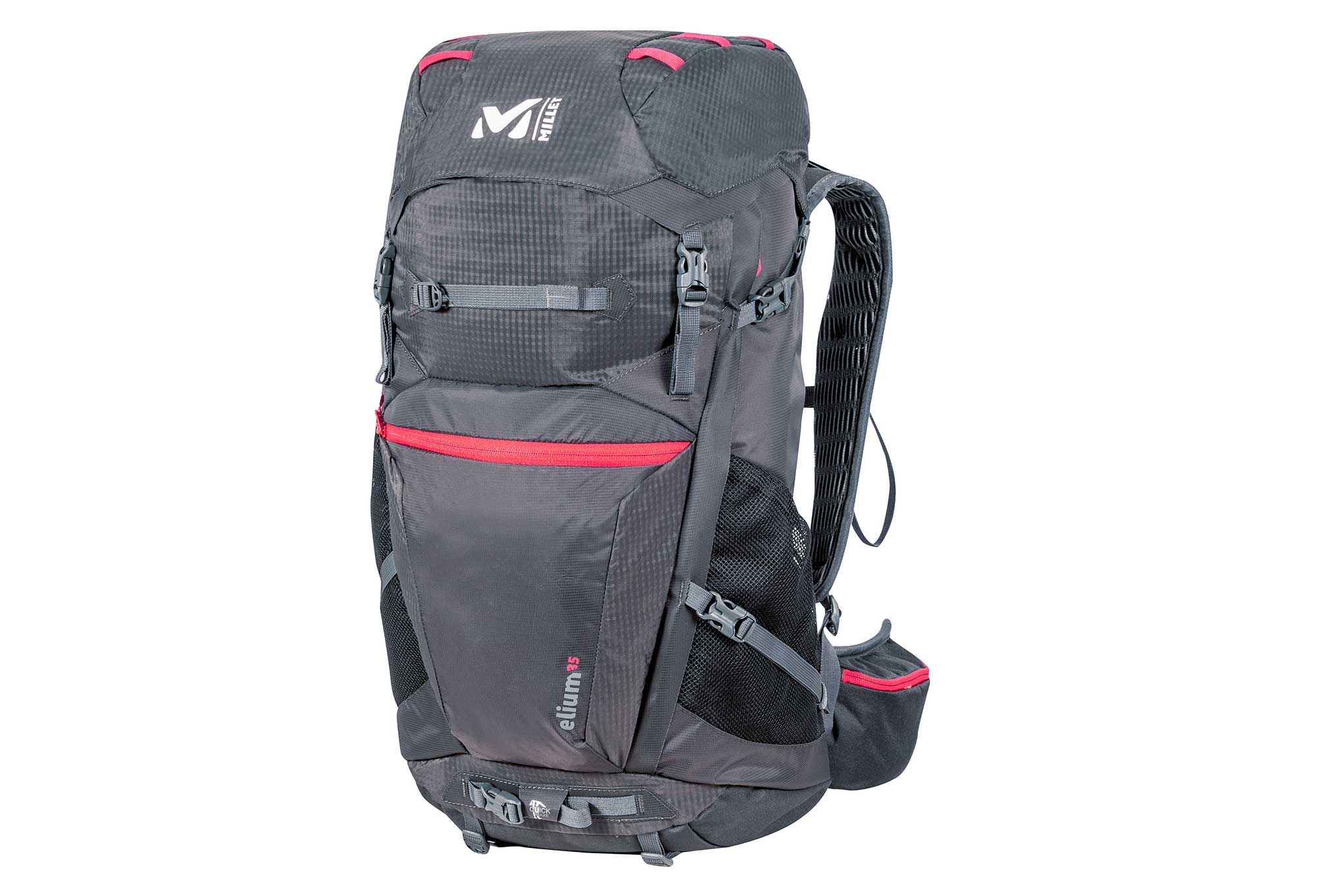 be7612bcd908 Millet Elium 35 L Backpack Grey