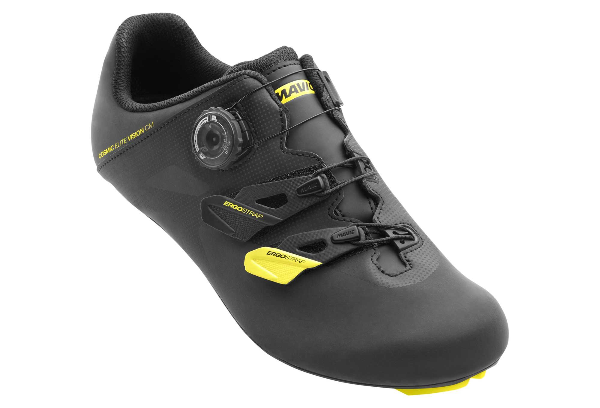Chaussures De Vélo Vision Cosmique Élite - Noir Mavic kgmjioRg
