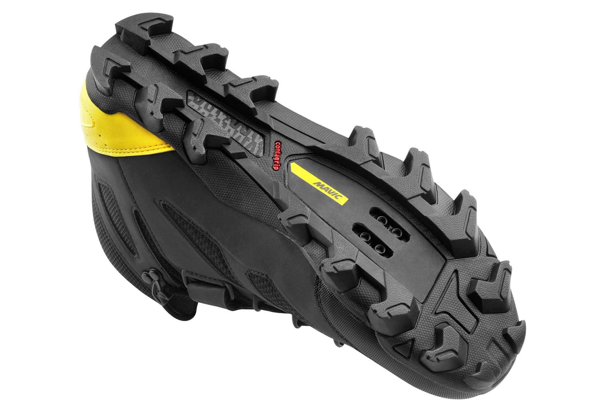 dc2a52b4459 Mavic Xa Pro H2o GTX Shoes Black Yellow | Alltricks.com