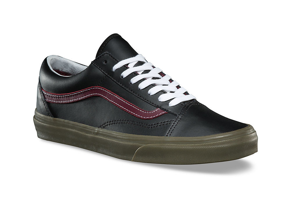 zapatillas vans old skool negro khaki. Black Bedroom Furniture Sets. Home Design Ideas