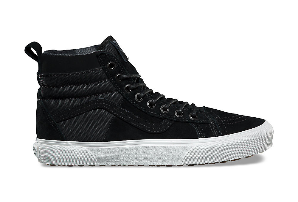 Vans Sk8-Hi MTE Shoes Black White