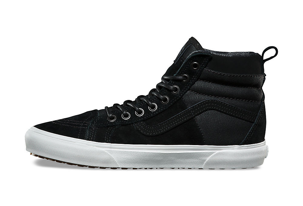 2vans nere e bianche scarpe