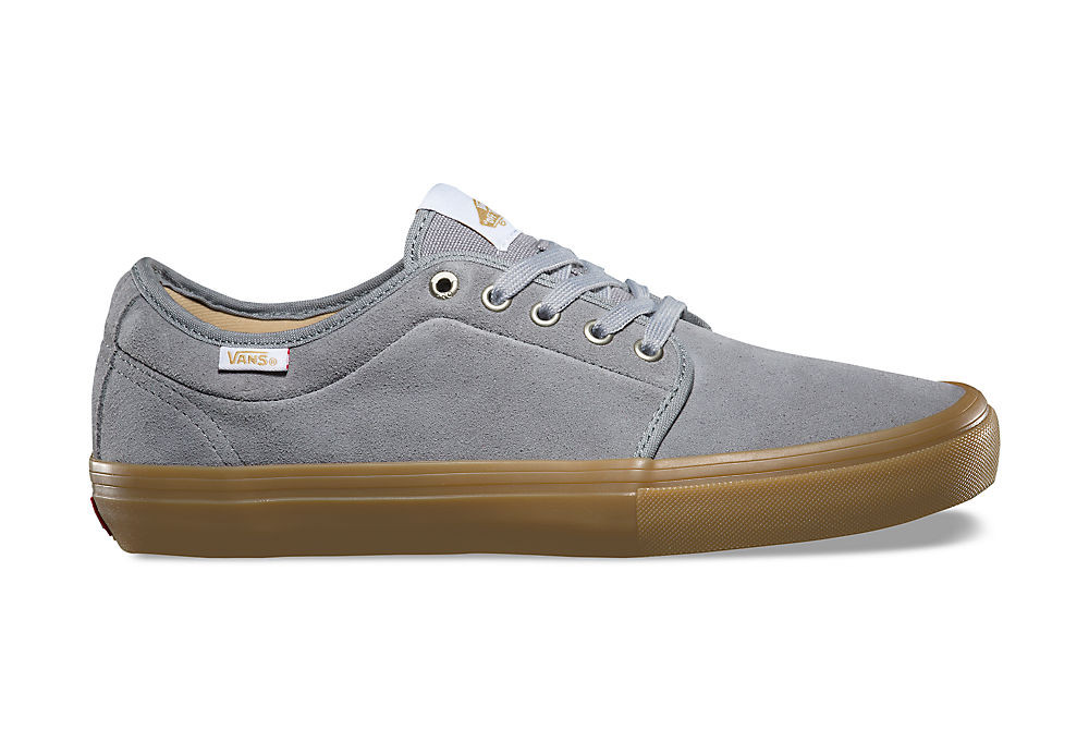 c9bb4b4420 Vans Chukka Low Pro Shoes Grey Brown