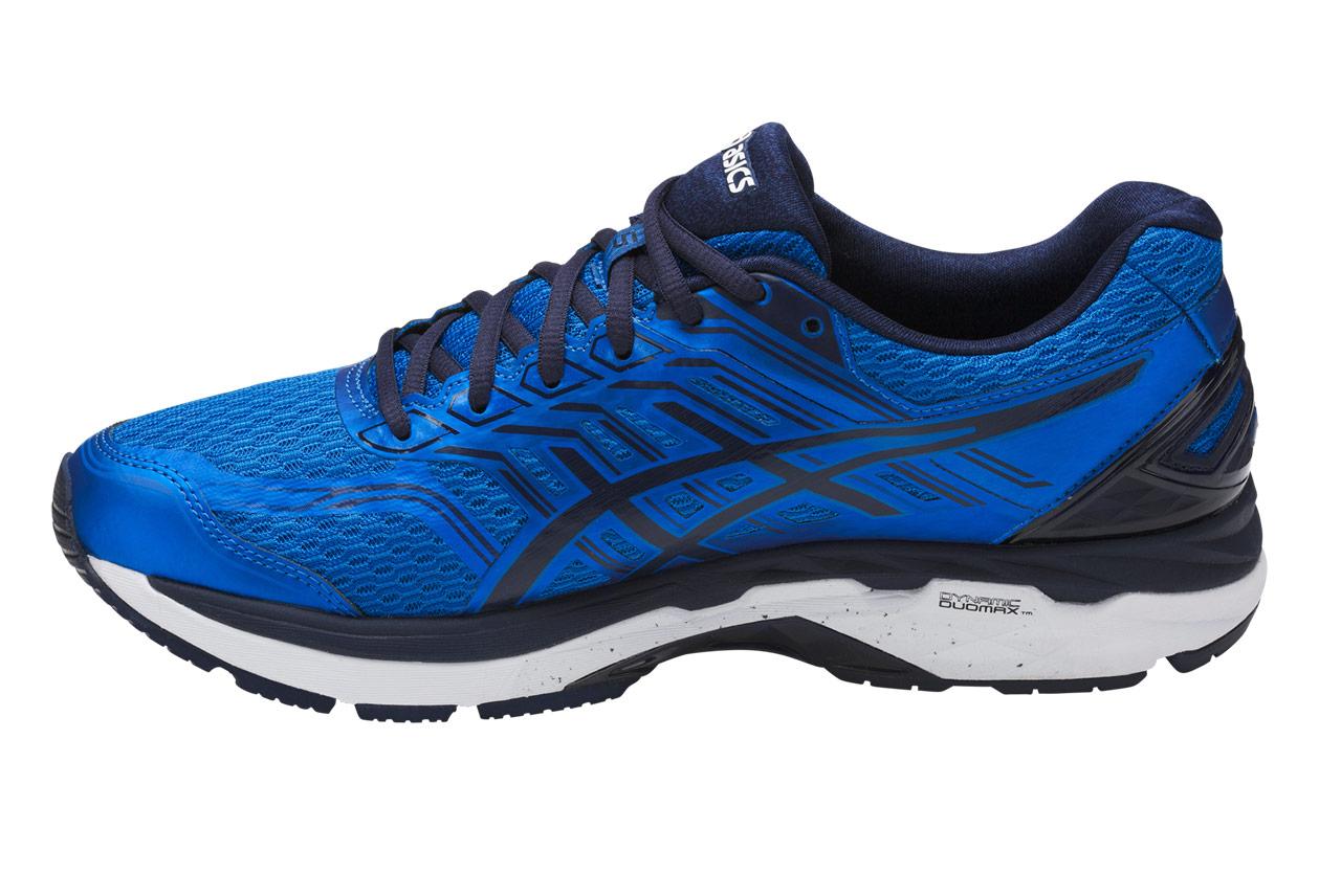 chaussures de running asics gt 2000 5 noir bleu. Black Bedroom Furniture Sets. Home Design Ideas