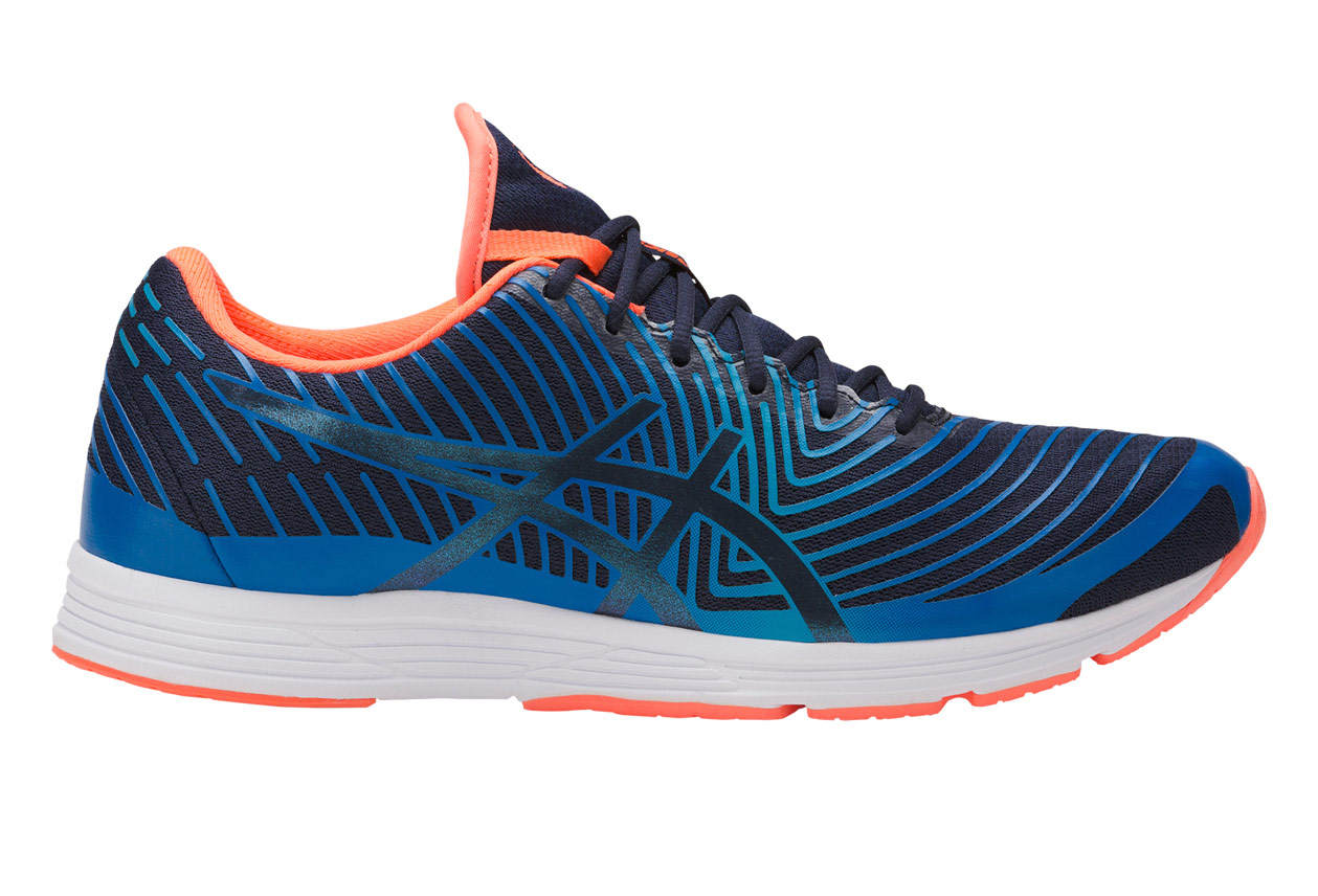 Asics Gel Hyper Tri 3 Blau Orange