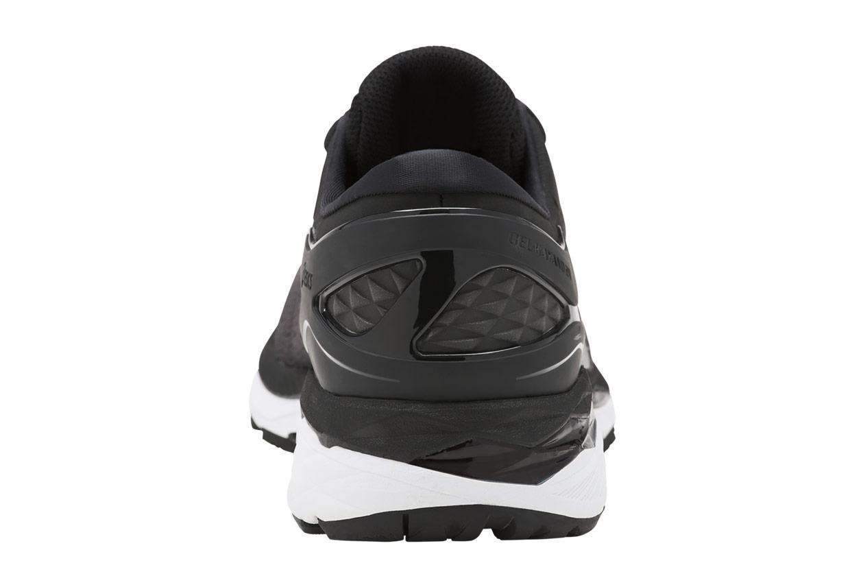 Asics Gel 24 Blanc Kayano Noir De Chaussures Running qfapwFaB