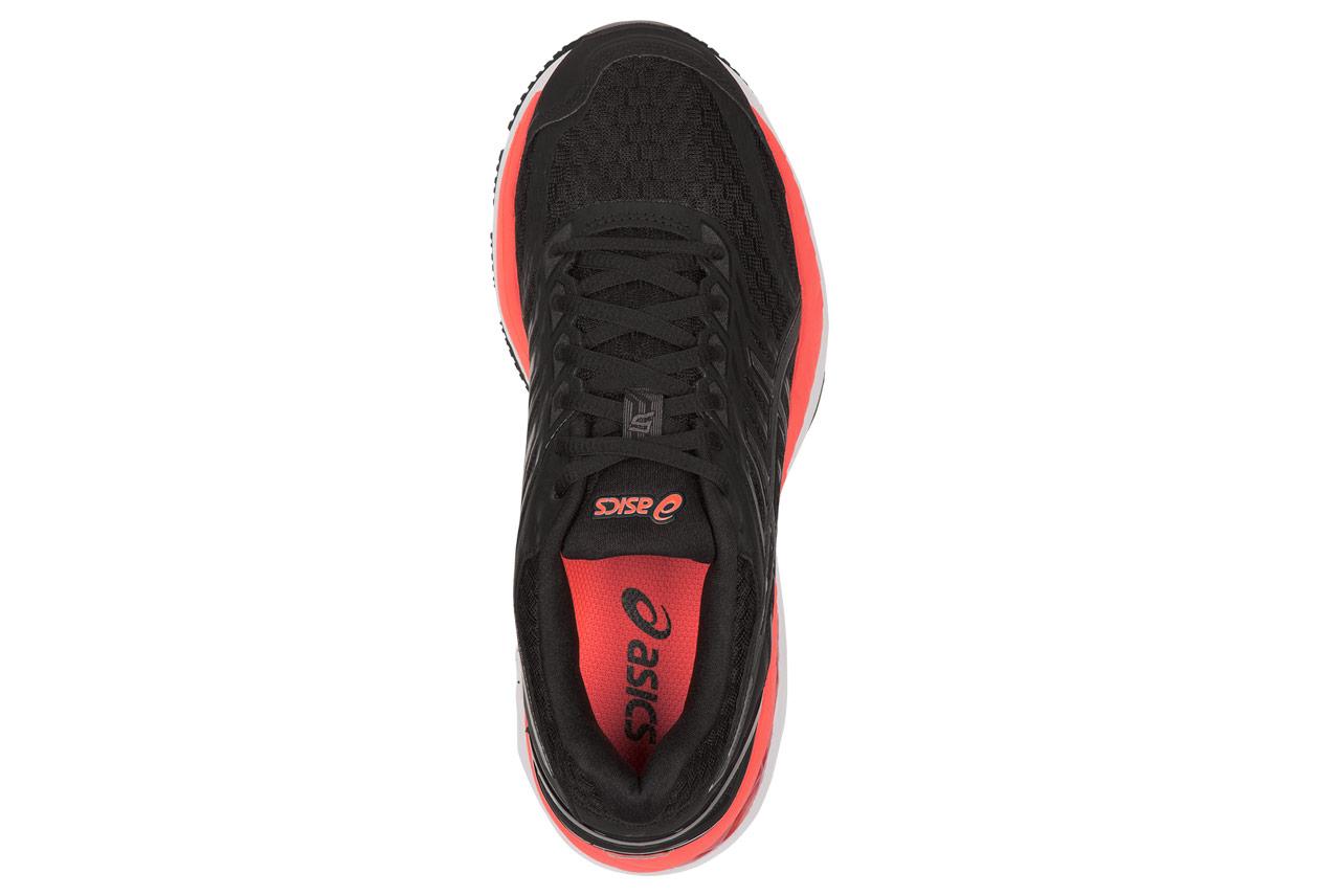 chaussures de running femme asics gt 2000 5 noir. Black Bedroom Furniture Sets. Home Design Ideas