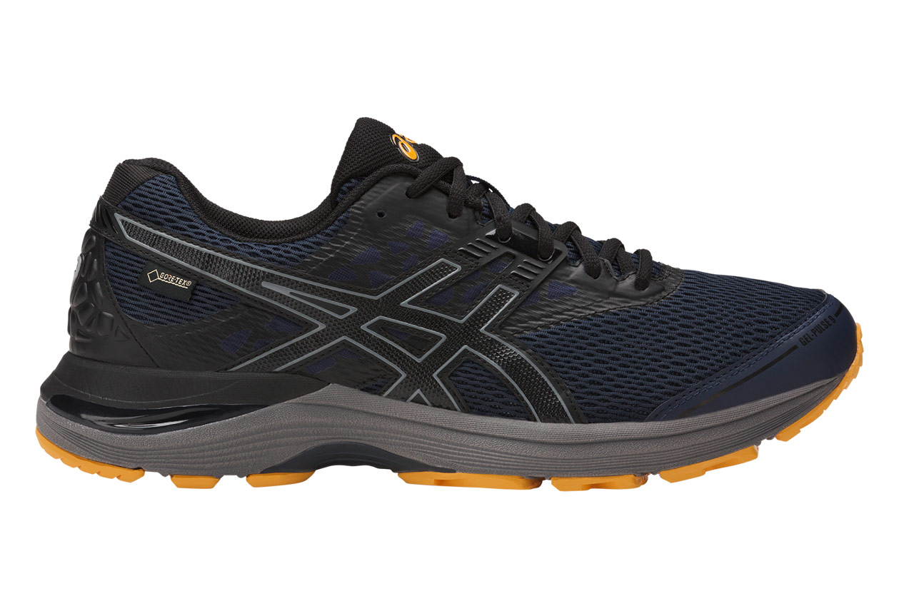 Asics Gel-Pulse 9 GTX Blue Black