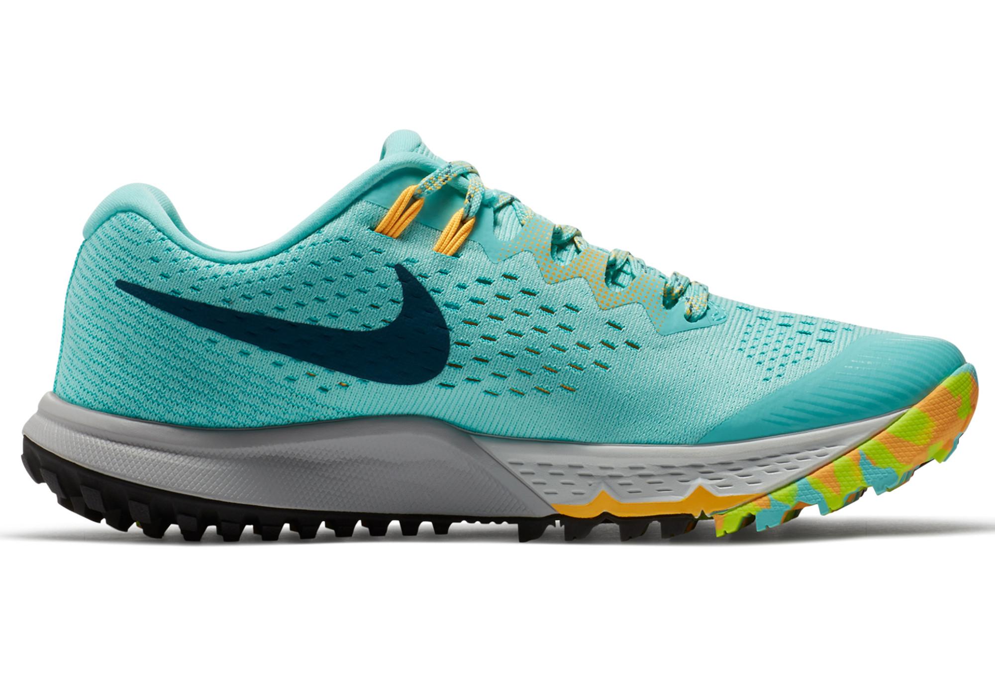 Nike Air Zoom Terra Kiger 4 Zapatillas para mujer Talla 5.5