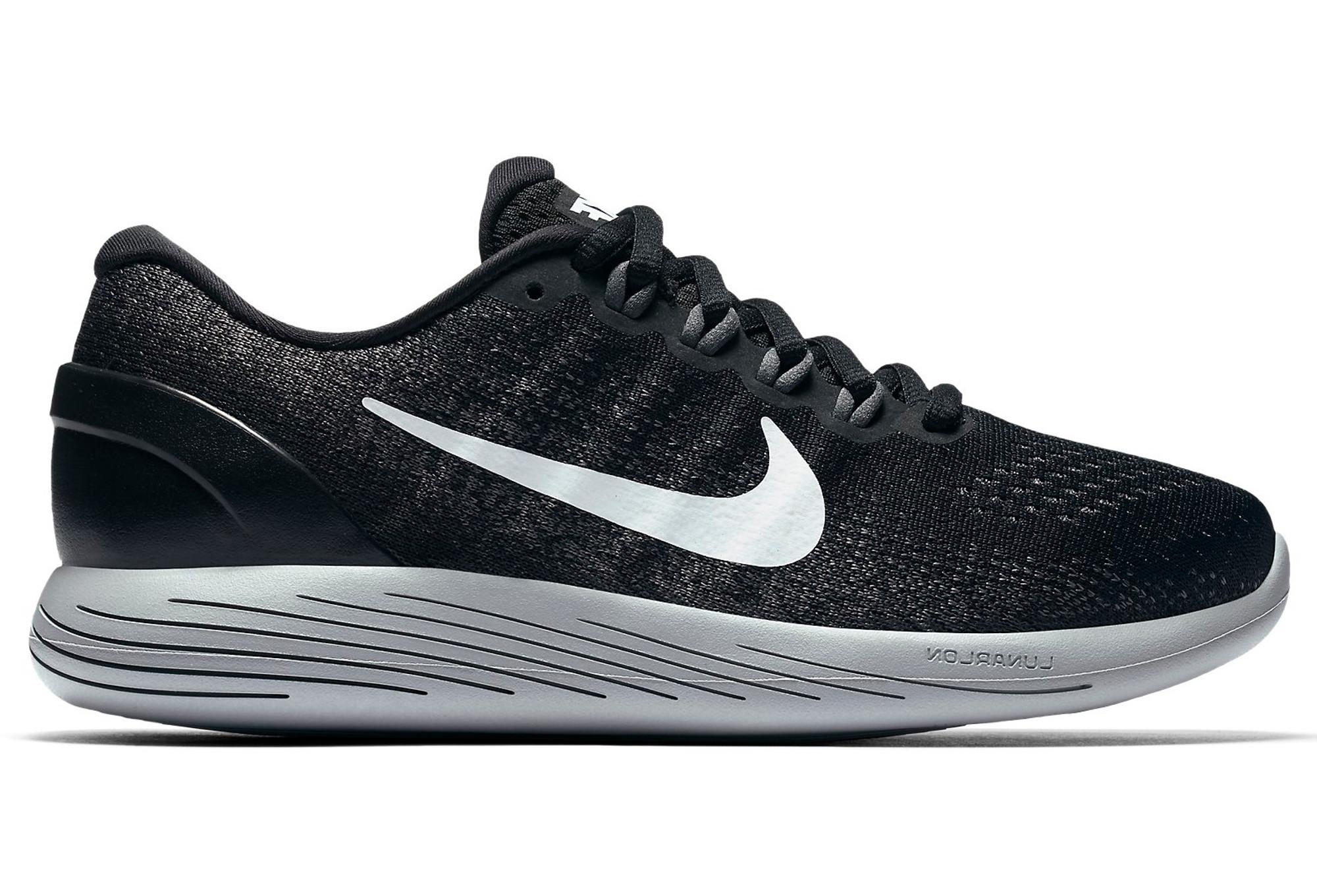 Mujeres Nike es Alltricks 9 Negro Lunarglide EwwZFq0