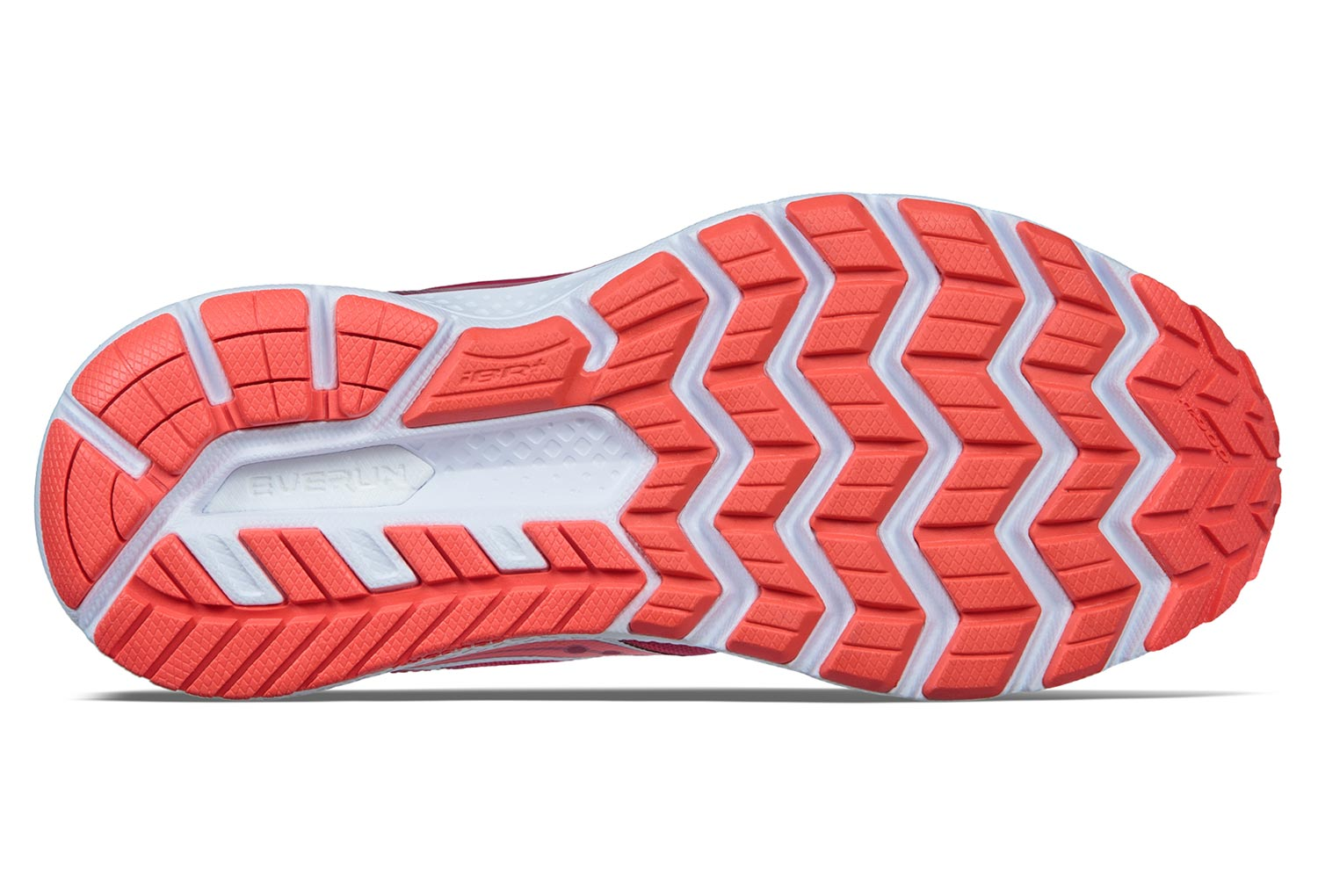 saucony triumph iso 3 mujer rojas