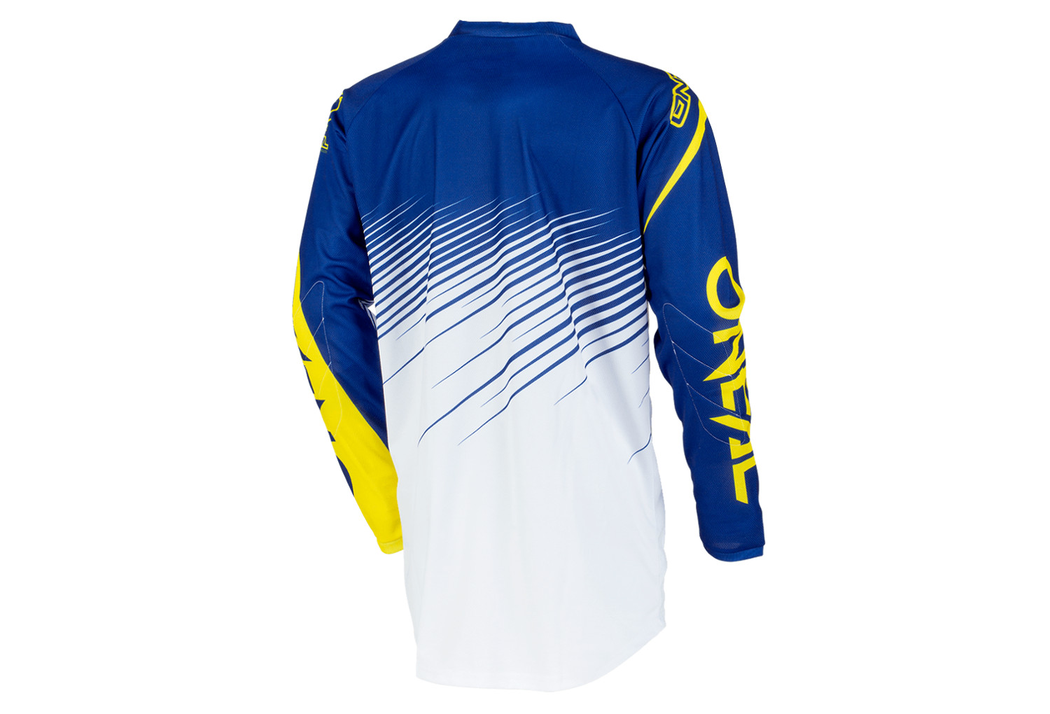 61675631e Oneal Element Racewear Youth Long Sleeves Jersey Yellow Blue ...
