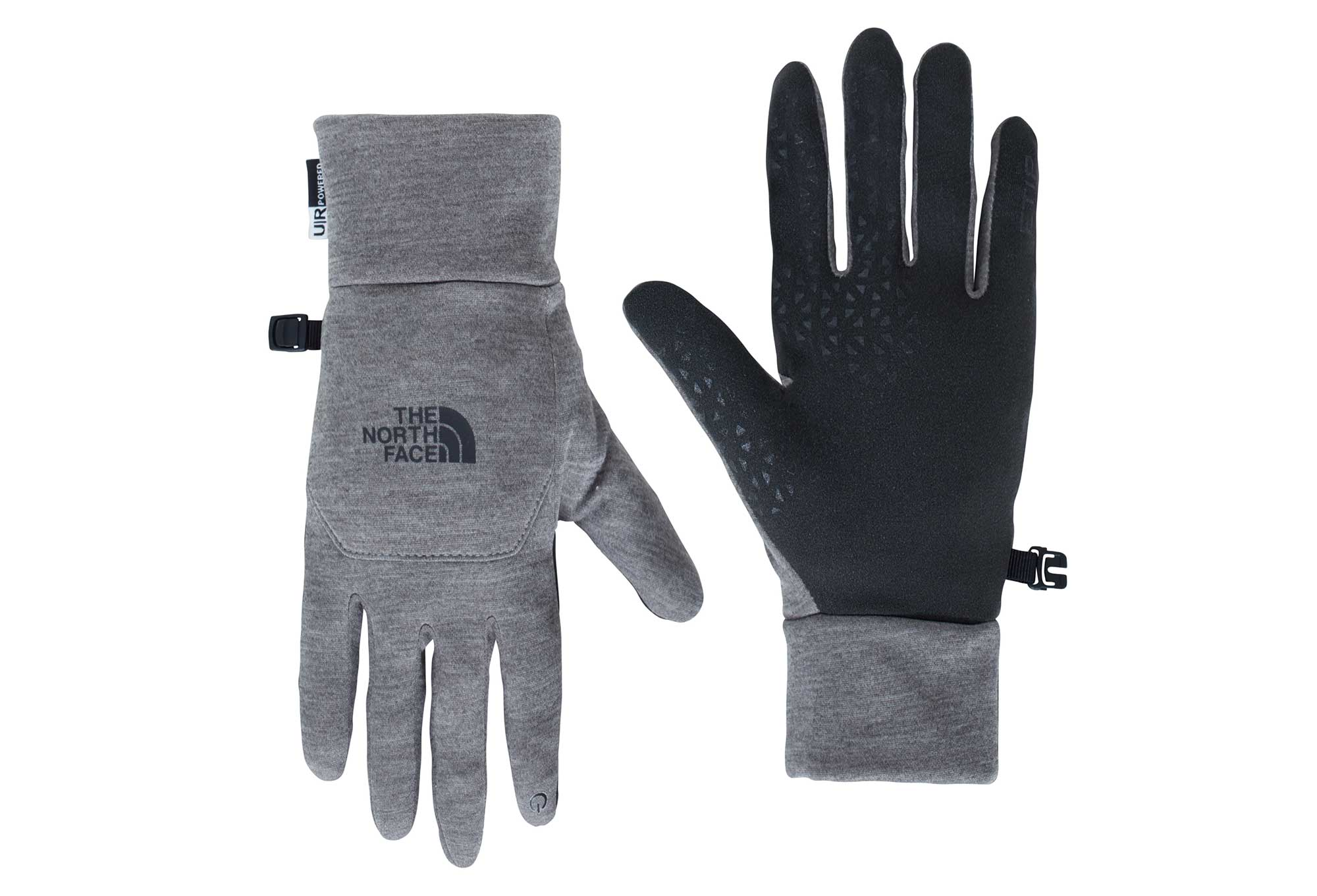 71603400c67ed7 Paire de Gants Hiver The North Face Etip Gris   Alltricks.fr