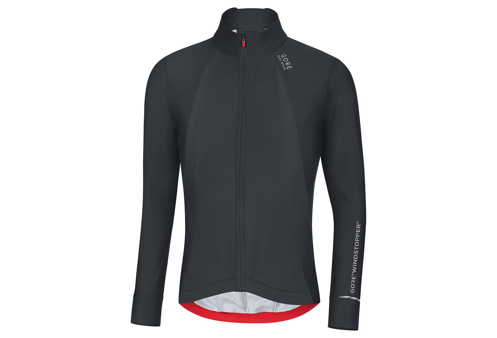 Gore Bike Wear Oxygen WS Long Sleeve Jersey Black  217fafea5
