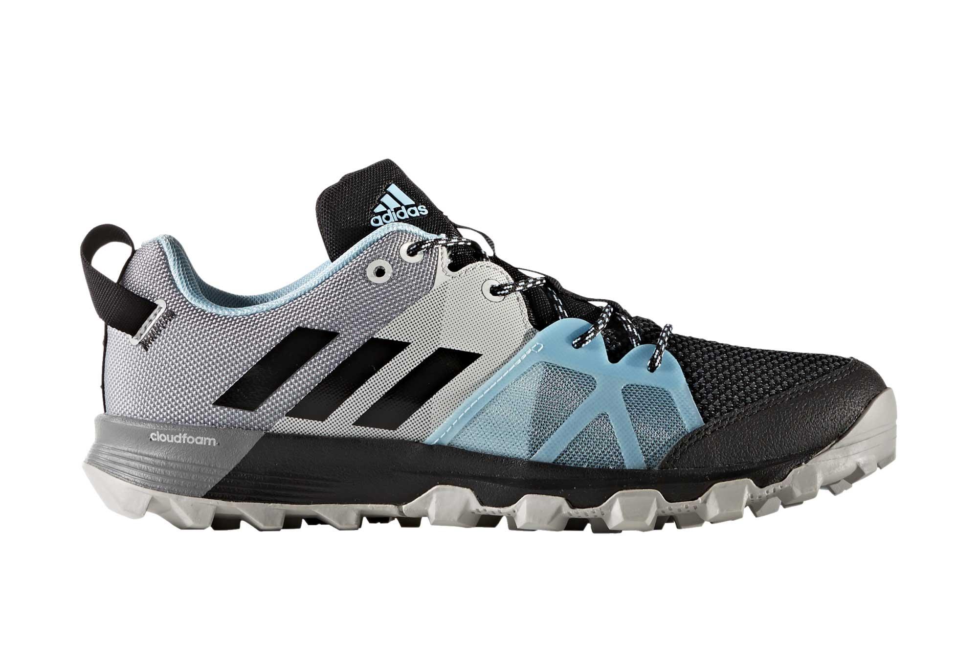 adidas running Kanadia 8.1 Trail Blue Grey Black Women