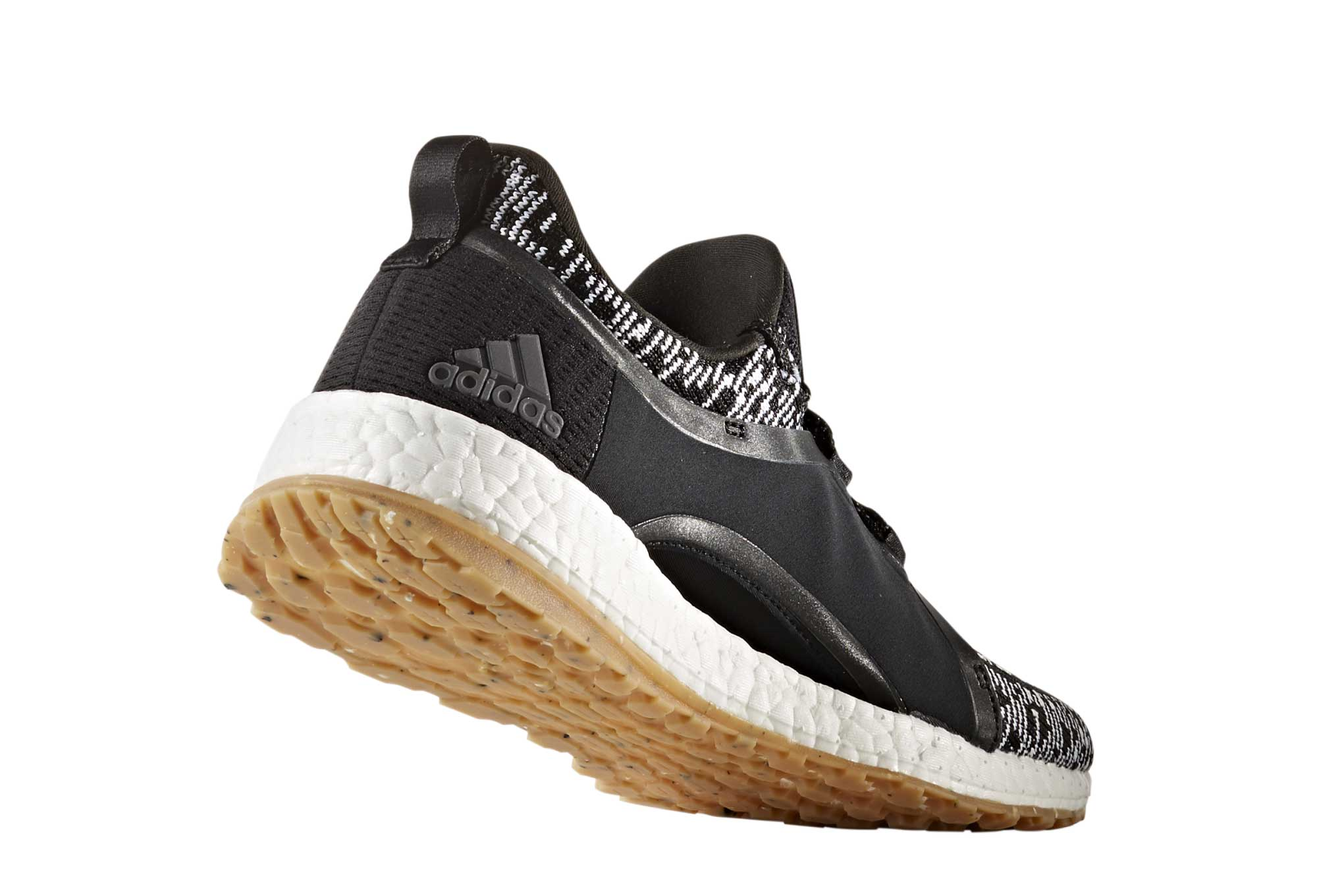 well known fantastic savings preview of adidas running Pureboost X All Terrain Black White Women ...