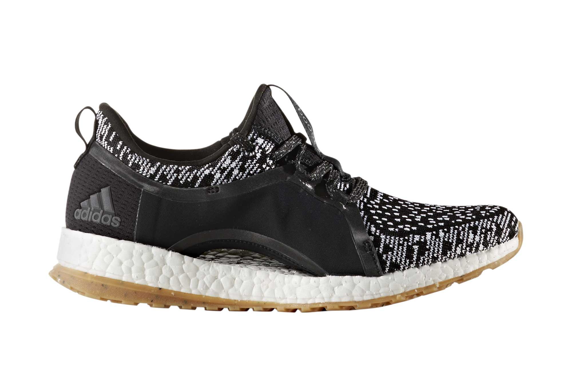 adidas PureBOOST All Terrain (weiß schwarz)   43einhalb