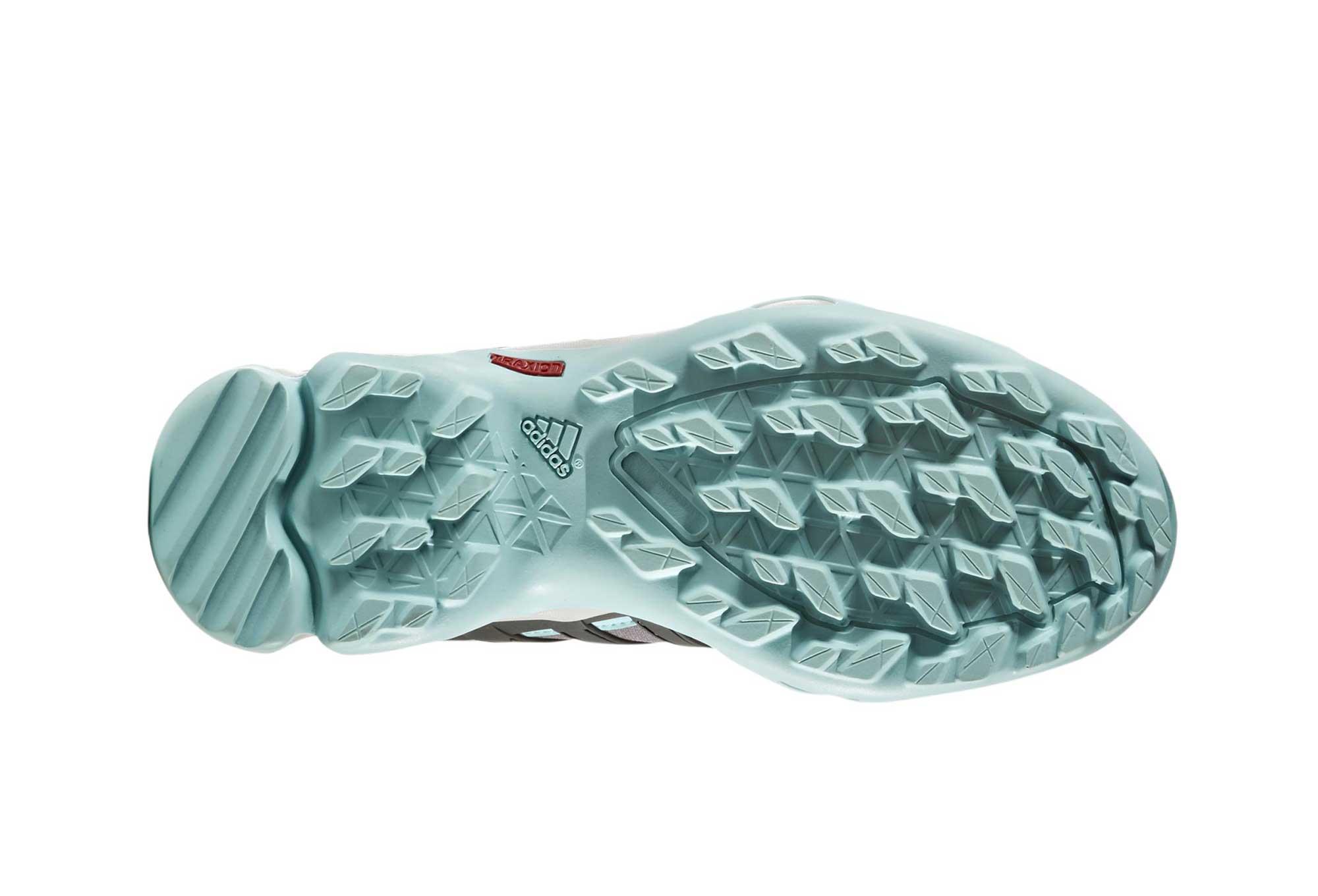4619e0ec8be09 adidas running Terrex Swift R GTX Grey Light Blue Women