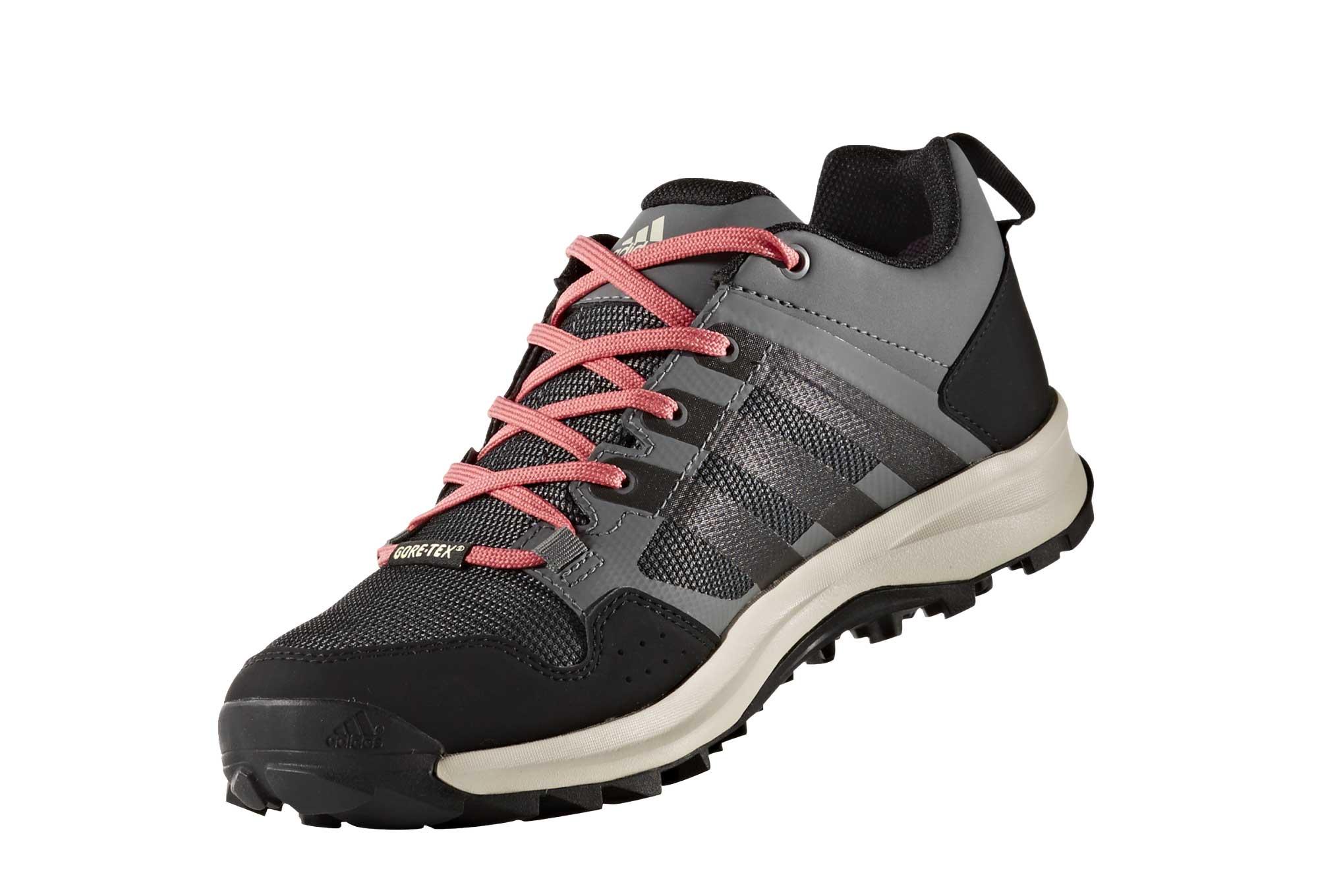 adidas running Kanadia 7 Trail GTX Grey Black Pink Women
