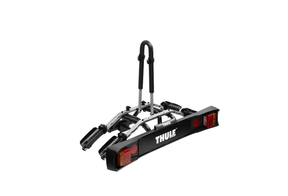 thule rideon 9502 towbar bike rack 2 bikes. Black Bedroom Furniture Sets. Home Design Ideas