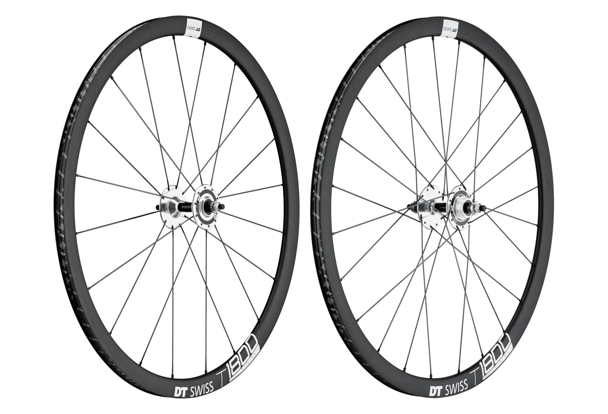 DT SWISS T1800 Classic Wheelset | 9x100/10x120mm | 2018