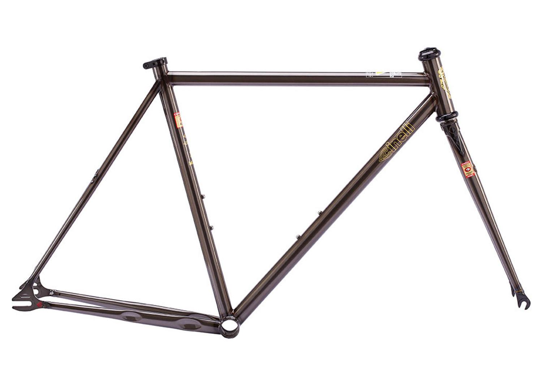Cinelli 2017 Frame Set Mash Work Rust | Alltricks.com