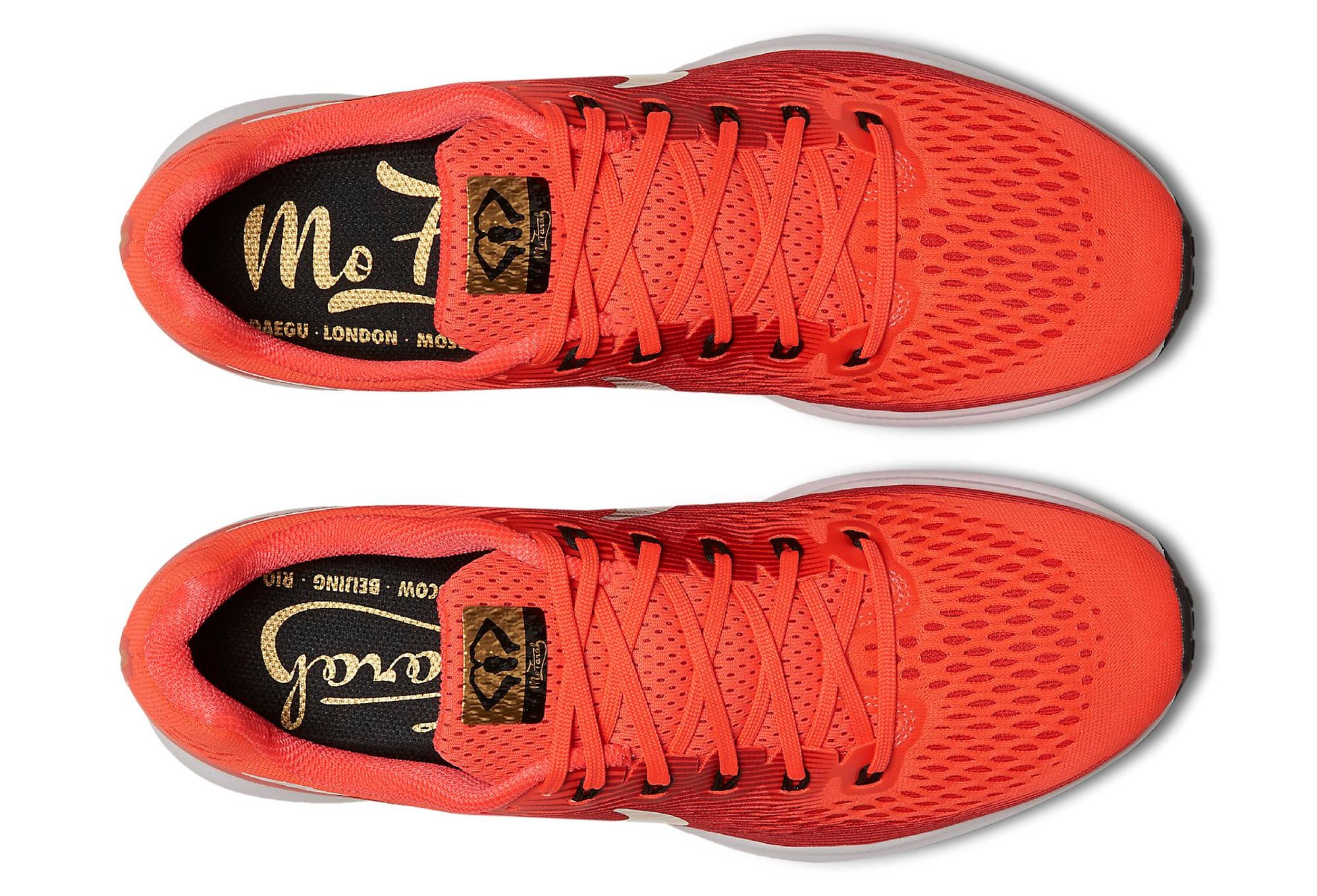 24d818f7dff6 Nike Air Zoom Pegasus 34 Mo Farah Mens Running Shoes