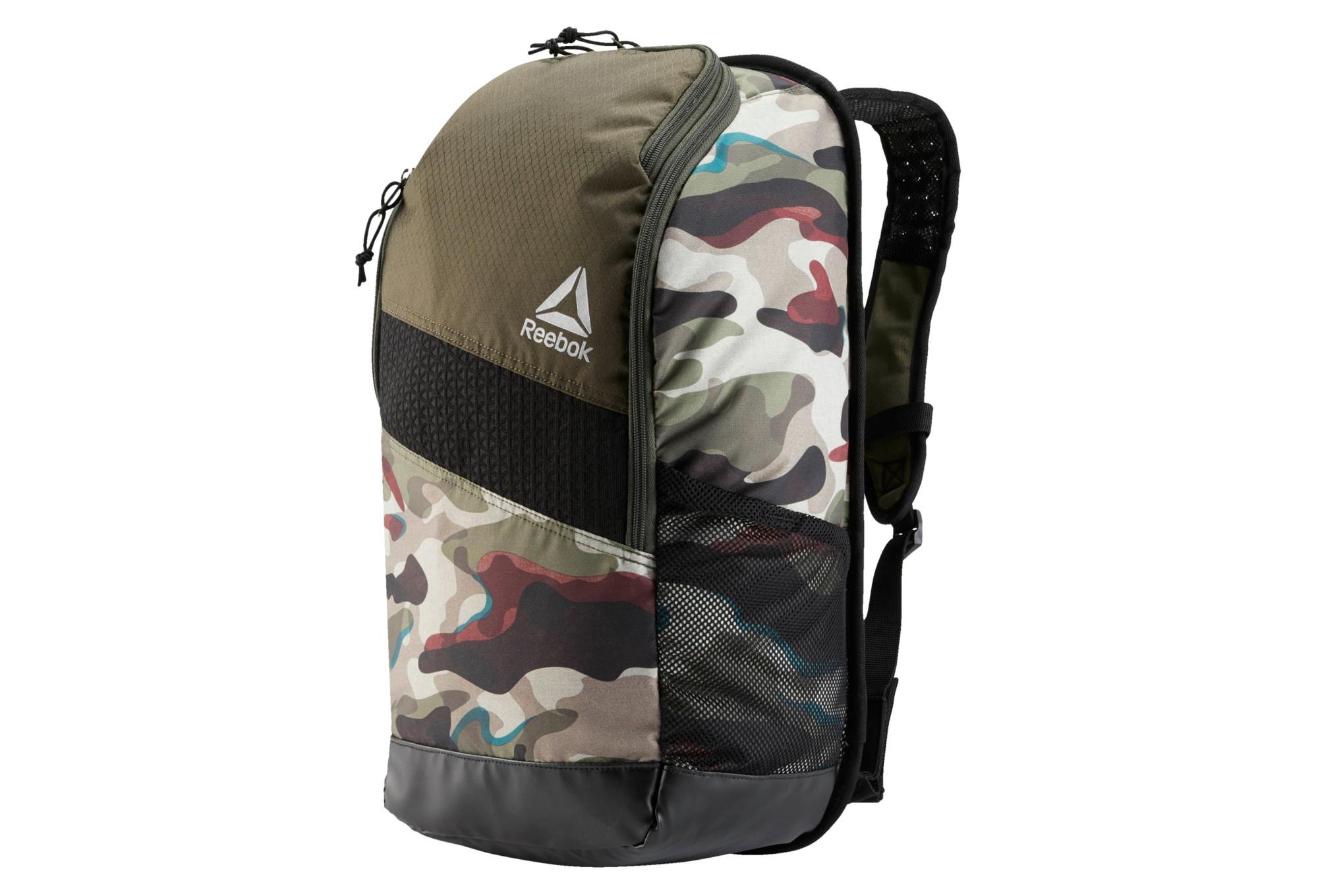 Reebok Backpack 24L Camo