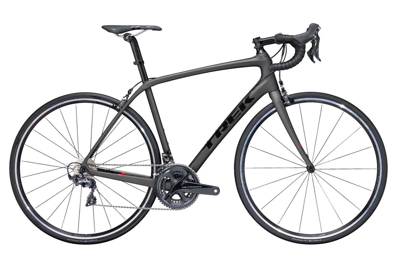 Road Bike TREK 2018 DOMANE SL 6 Shimano Ultegra R8000 11s Black ...