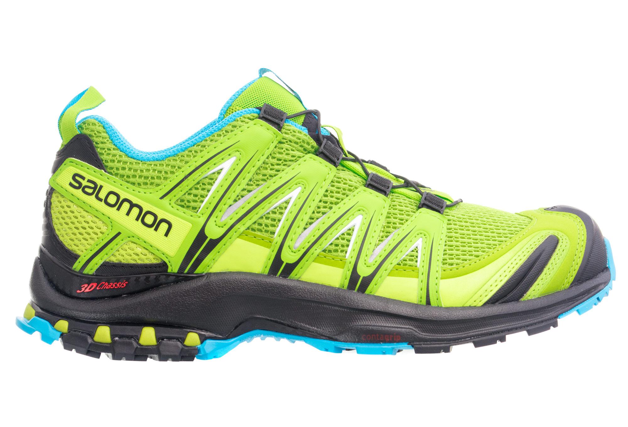 Chaussures Trail Salomon XA PRO 3D J Rouge Enfants. Retrouvez tous les articles de la marque Salomon pas cher sur CrazyPrices.ch