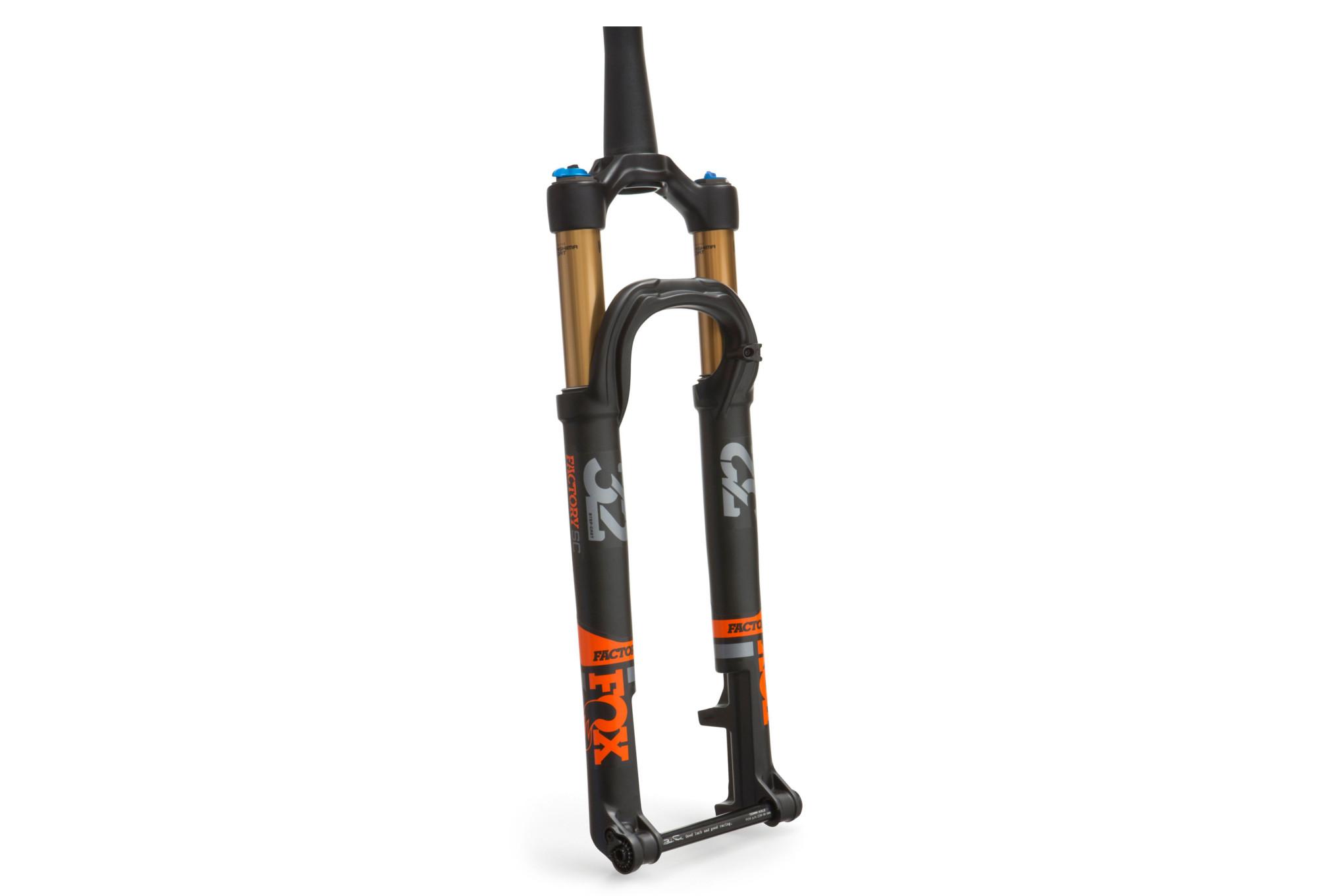 FOX RACING SHOX 2019 Fork 32 Float SC Factory FIT4 29'' Kabolt | Boost  15x110mm | Offset 51mm | Black