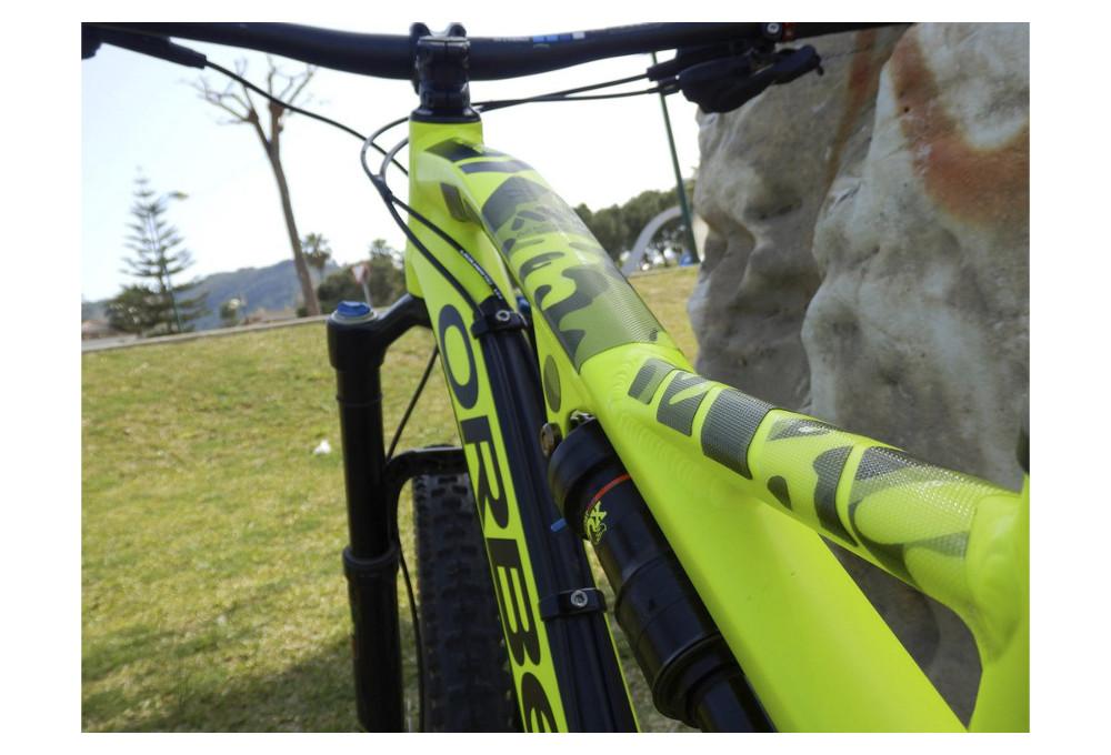 All Mountain Style Frame Guard Kit 9 Pcs Camo