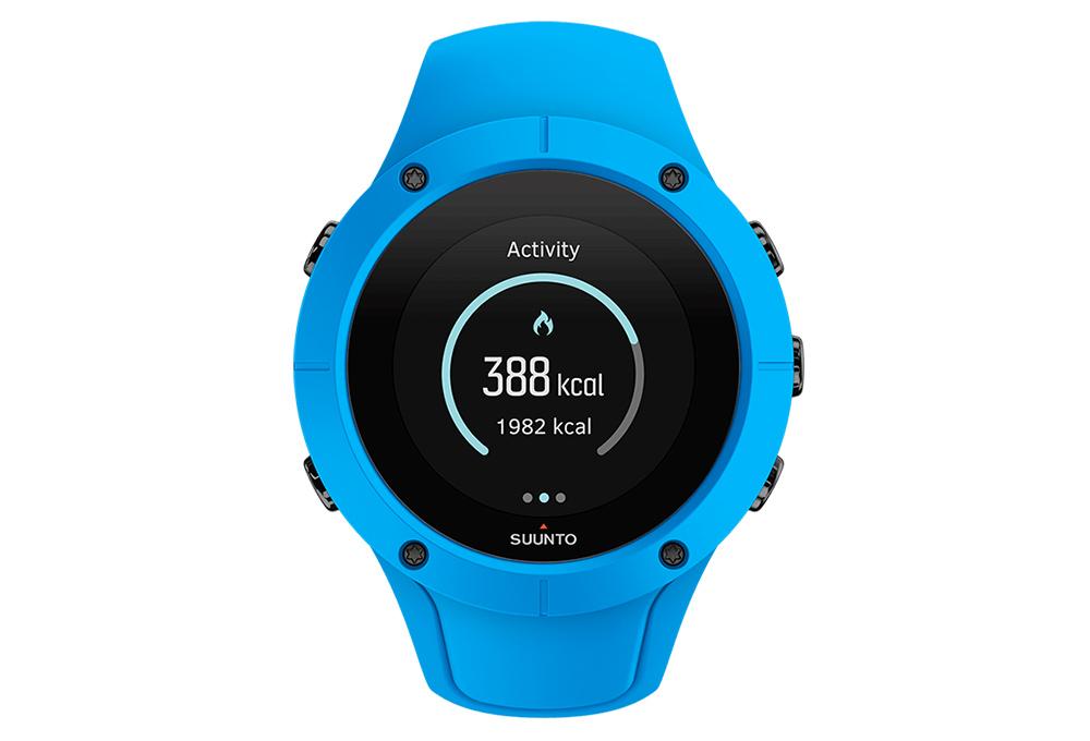 Suunto Spartan Trainer Wrist HR (azul)