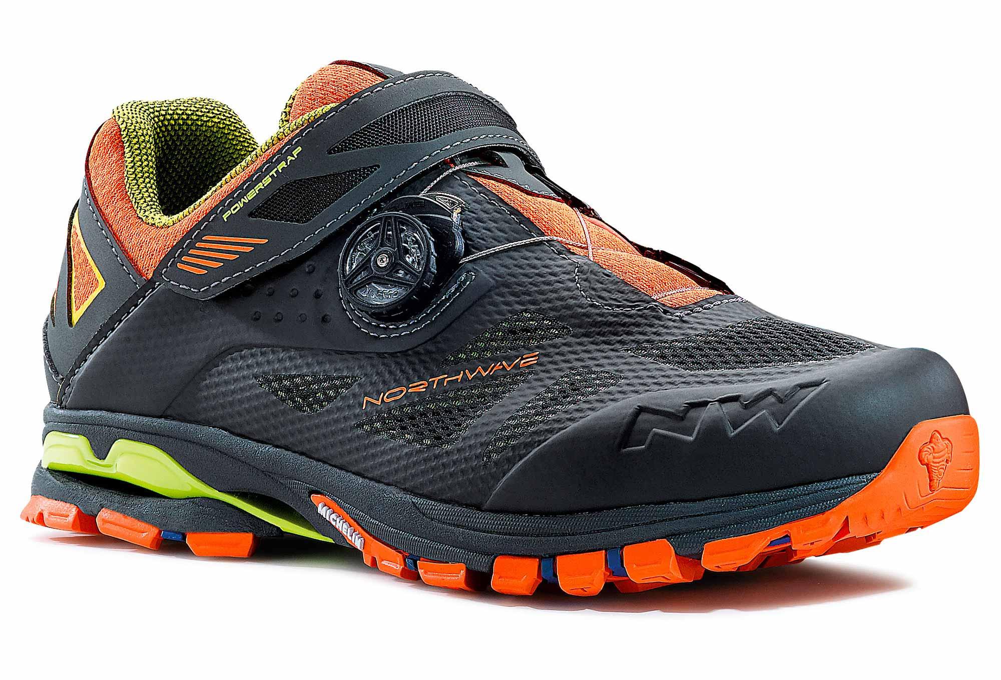 Plus Orange 2 Noir Northwave Vtt Anthracite Chaussures Spider CxeBrdo