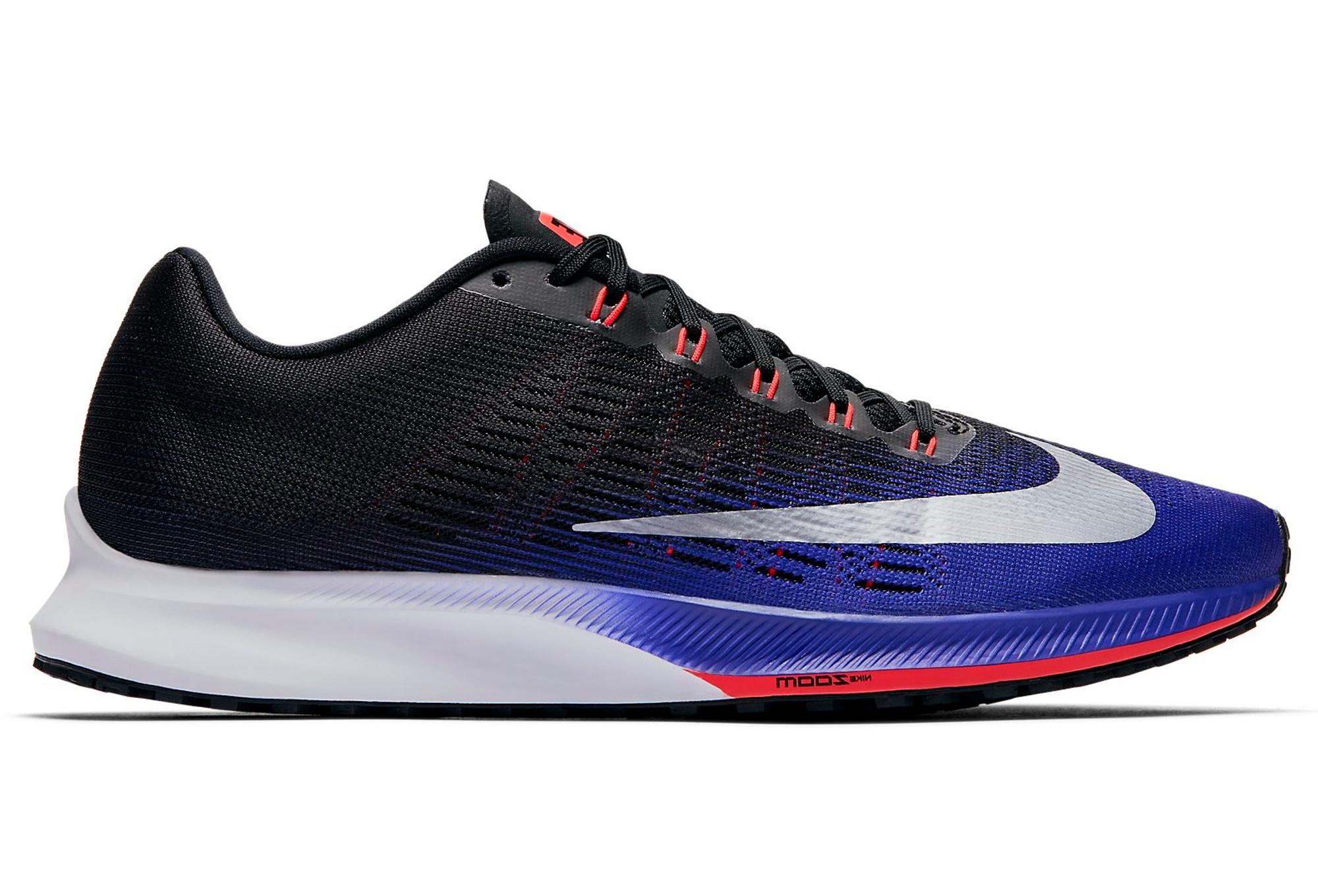 premium selection 75a75 0ecab Nike Air Zoom Elite 9 Black Purple Men Shoes