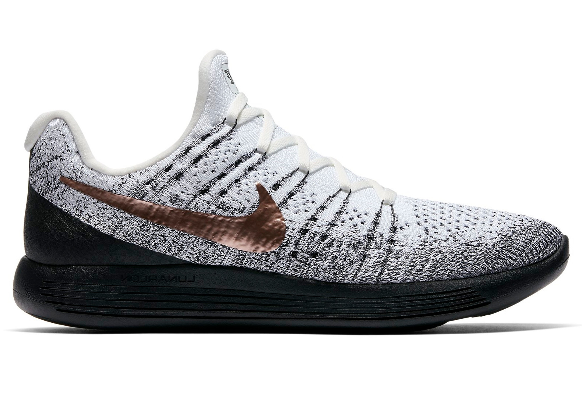 daff539766d68a ... discount nike flyknit racer nike lunarepic low flyknit 2 explorer shoes  white black 4c0e2 f2890