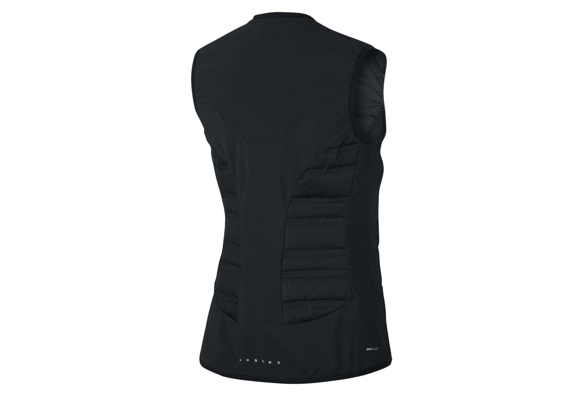 2c700b59f Nike Aeroloft Flash Women's Vest Black