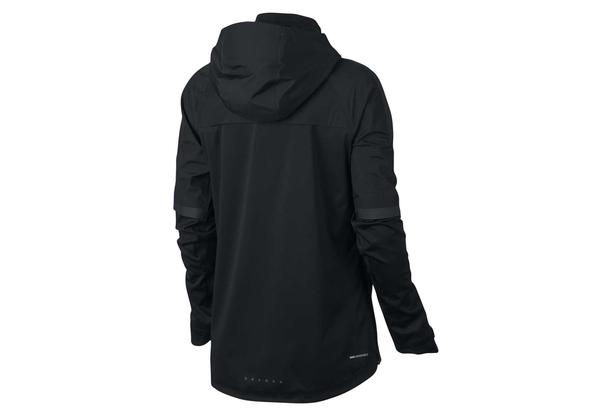 veste imperm able nike aeroshield noir femme