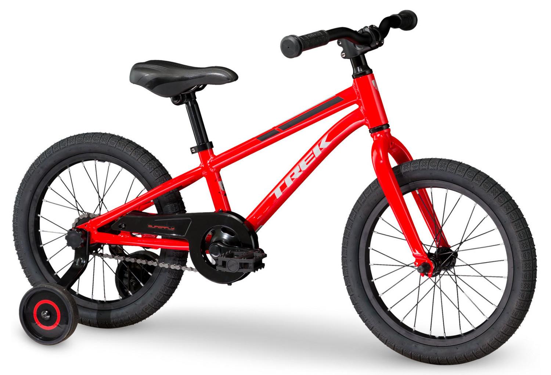 VTT Enfant Enfant Trek Superfly 16 16   Noir   Rouge 4 à 6 ans ... 2941c9452c1b