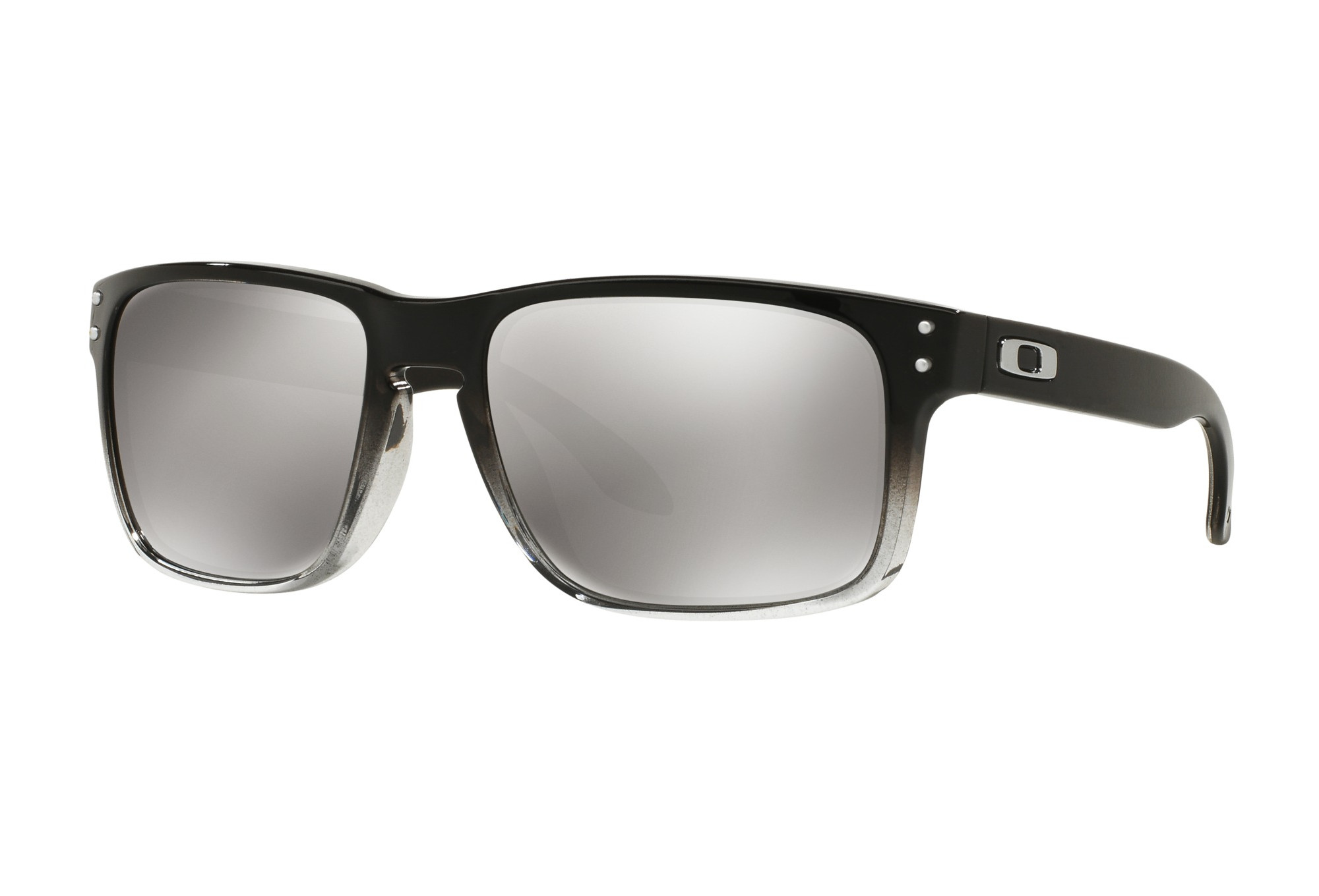 a858de6962ee4 OAKLEY HOLBROOK Sunglasses Dark Ink Fade - Chrome Iridium Polarized Ref  OO9102-A9