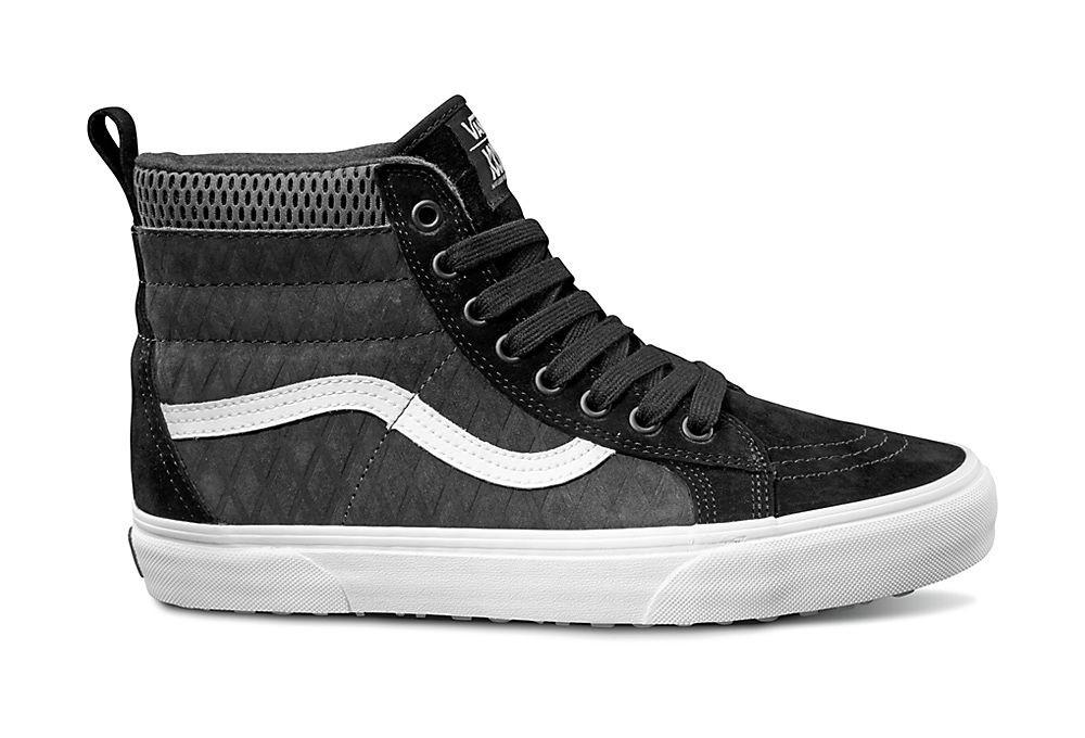 332cdd51017418 Vans x Mission Workshop Sk8-Hi MTE Shoes Grey White